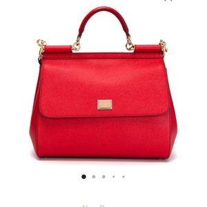 c4914bef56 Dolce   Gabbana Bags - Dolce   Gabbana Miss Sicily Bag ...